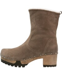 Softclox INA Plateaustiefelette bailey brown