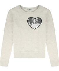 Tally Weijl Beiges Print-Sweatshirt