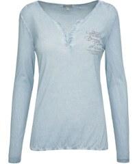 Tričko Soccx STO-1607-3347 modré