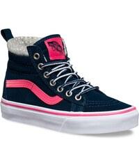 Vans Sk8-Hi Mte navy/pink