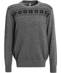 Dale of Norway GARMISCH Pullover smoke/navy/light charcoal