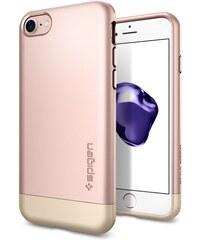 Pouzdro / kryt pro Apple iPhone 7 - Spigen, Style Armor Rose Gold