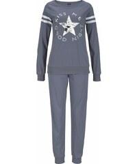 BUFFALO Langer Pyjama im Sports Look