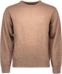 Man Pullover Gant 68912 - Hnědá / XL