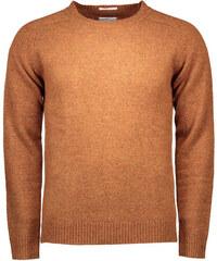 Man Pullover Gant 68922 - Hnědá / XL