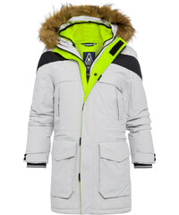 Gaastra Parka Victory gris Hommes