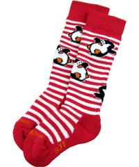 dětské termo ponožky SJT - červené, LASTING