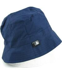 bavlněný klobouček UV50+, Pure colour - tm. modrý, Sterntaler