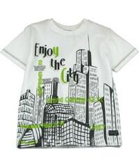 tričko Urban Boy - bílé, What´s Up!