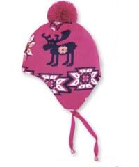 dětská čepice BW16 - růžová, KAMA, WINDSTOPPER