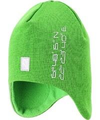 dětská zimní čepice Propus - leaf green, REIMA