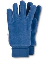 dětské flísové rukavice- kobaltblau, STERNTALER