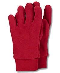 dětské flísové rukavice- karminrot, STERNTALER