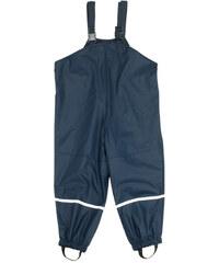 dětské nepromokavé kalhoty s podšívkou-tmavě modré, Playshoes