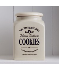 MRS. WINTERBOTTOM'S MRS. WINTERBOTTOM´S Dóza na sušenky