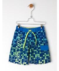 Dětské plavky - plážové šortky Azul Electrico - modré, LOSAN