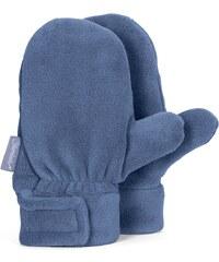 dětské flísové rukavice, palčáky - eisblau, STERNTALER
