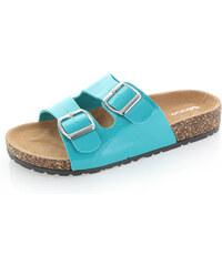 Vices Tyrkysové pantofle Ramina