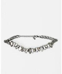 Pimkie Glänzende Choker-Halskette