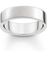 Thomas Sabo Ring ´´Classic´´ mit Gravur silberfarben TR2095-001-12-64