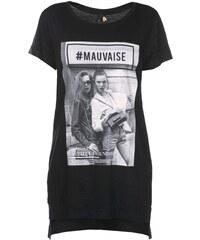 Deeluxe Beautiful - T-shirt - noir