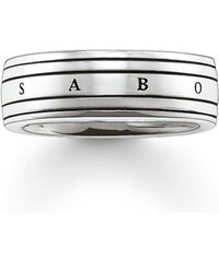 Thomas Sabo Ring silberfarben TR1999-001-12-68