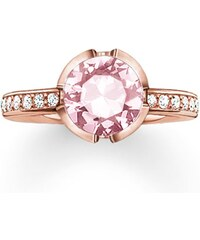 Thomas Sabo Ring pink TR2035-633-9-56