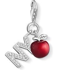 Thomas Sabo charm pendentif ´´NY´´ rouge 1376-041-10
