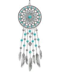 Thomas Sabo pendentif ´´attrape-rêves ethnique´´ turquoise PE712-646-17