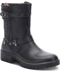 Pepe Jeans Footwear Helen - Boots mit Lederanteil - schwarz