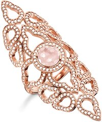Thomas Sabo Ring pink TR2068-417-9-60