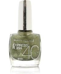 Gemey Maybelline Express Finish 40' - Kaki irisé 850