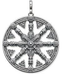 Thomas Sabo pendentif roue du karma argenté PE667-001-12