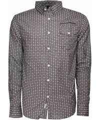 Soulstar MS GEOMETRY - Chemise - gris