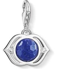 Thomas Sabo pendentif Charm ´´lotus bleu´´ bleu 1329-086-32