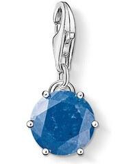Thomas Sabo Charm pendentif ´´décembre´´ bleu 1265-624-32
