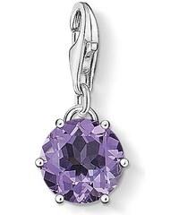 Thomas Sabo Charm pendentif ´´février´´ violet 1255-163-13