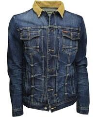 Soulstar MJ MILLER - Veste en jean - denim bleu