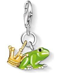 Thomas Sabo Charm grenouille vert 0931-427-6