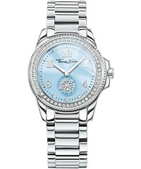 Thomas Sabo Damenuhr ´´GLAM CHIC´´ blau WA0254-201-209-33 mm
