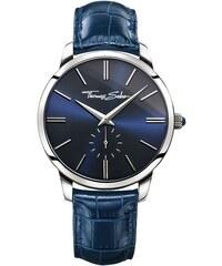 Thomas Sabo Montre pour homme ´´REBEL SPIRIT´´ bleu WA0213-271-209-42 mm