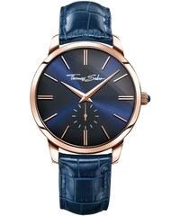 Thomas Sabo Montre pour homme ´´REBEL SPIRIT´´ bleu WA0212-270-209-42 mm