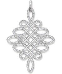 Thomas Sabo pendentif Nœud blanc PE626-051-14