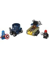 LEGO Figurines Captaina et Red Skull - multicolore