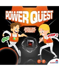 Dujardin Power Quest - multicolore
