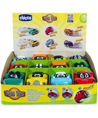 Chicco Lot de 6 mini véhicules - multicolore