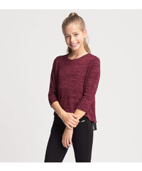 C&A Pullover im 2-in-1-Look in Rot