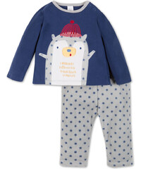 C&A Baby-Pyjama in Blau