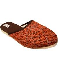 Dámské domácí pantofle Bokap 002 oranžová