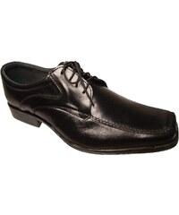 5d385c910231 Pánská společenská obuv Hujo F 0106 černá